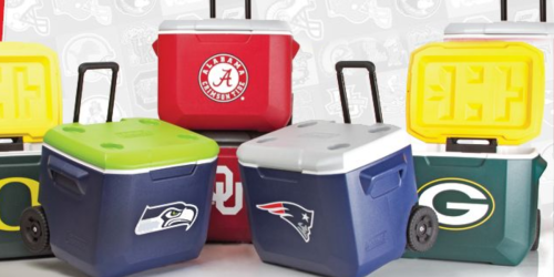 Dick's Sporting Goods: Up to 50% Off NFL & NCAA 60-Quart Coleman Coolers