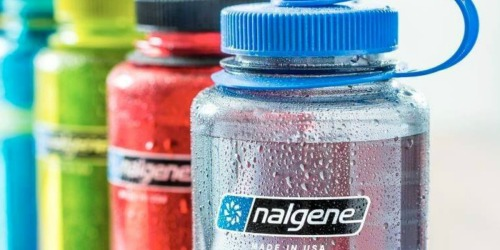 Nalgene 48oz Wide Mouth Water Bottle Only $5.51