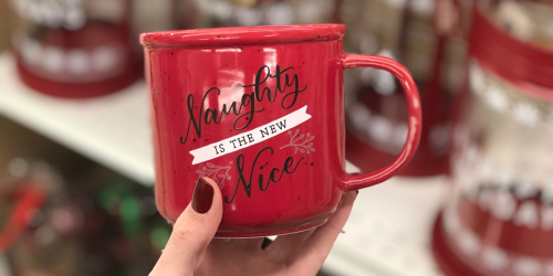 Buy 1 & Get 3 FREE Holiday Mugs & Towels at JOANN Stores + More