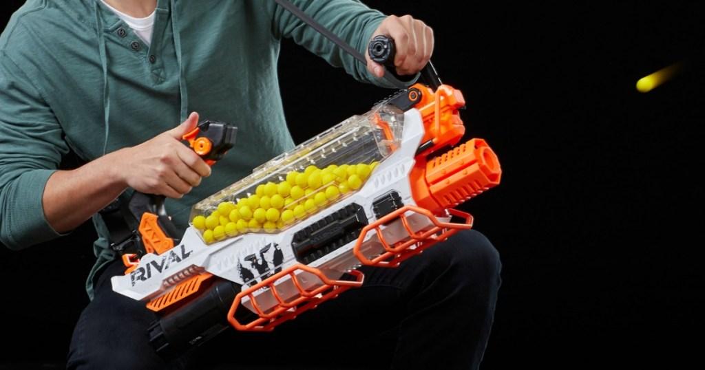 nerf rival prometheus mxviii 20k blaster only 85 shipped regularly