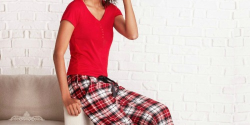 Buy 1 New York & Company Pajamas or Slippers & Get 1 Free