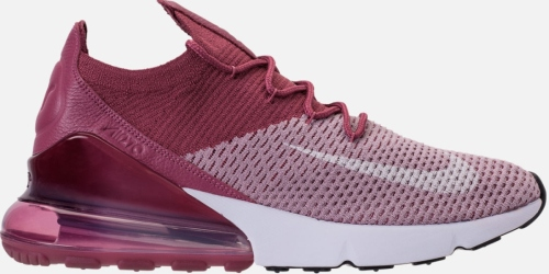 Nike Men's Air Max 270 Flyknit Shoes Only $57 Shipped (Regularly $170)