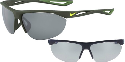 Nike Tailwind Sport Sunglasses Only $32 Shipped (Regularly $150)