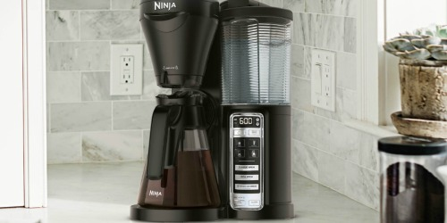 BJ's: Ninja Auto-iQ One-Touch Coffee Brewer Only $49.99 Shipped (Regularly $100)