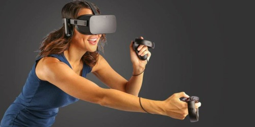 Oculus Rift + Touch Virtual Reality System w/ SIX Games Only $329 Shipped (Regularly $400)