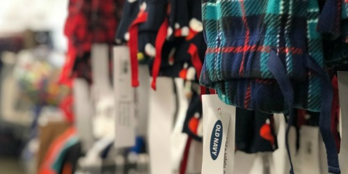 Old Navy Microfleece Pants Just $4 Today & In-Store Only (Regularly $17) + More