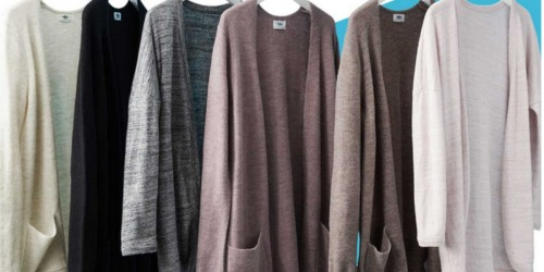 Old Navy Sweaters Only $10-$12 (Regularly up to $50)