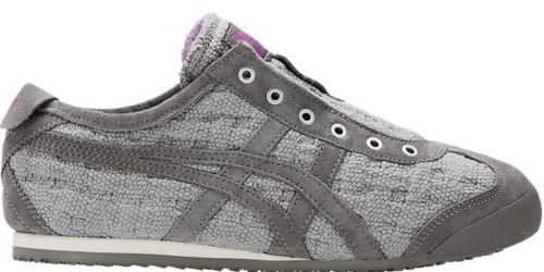 Asics Onitsuka Tiger Women's Slip-On Shoes Just $16.99 Shipped (Regularly $85)