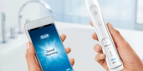 Amazon: Oral-B Pro 5000 SmartSeries Electric Toothbrush Only $44.94 Shipped (Regularly $160)