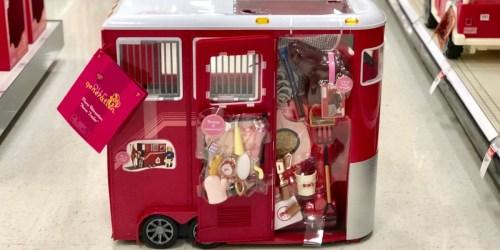 50% Off Our Generation Doll Bundles at Target