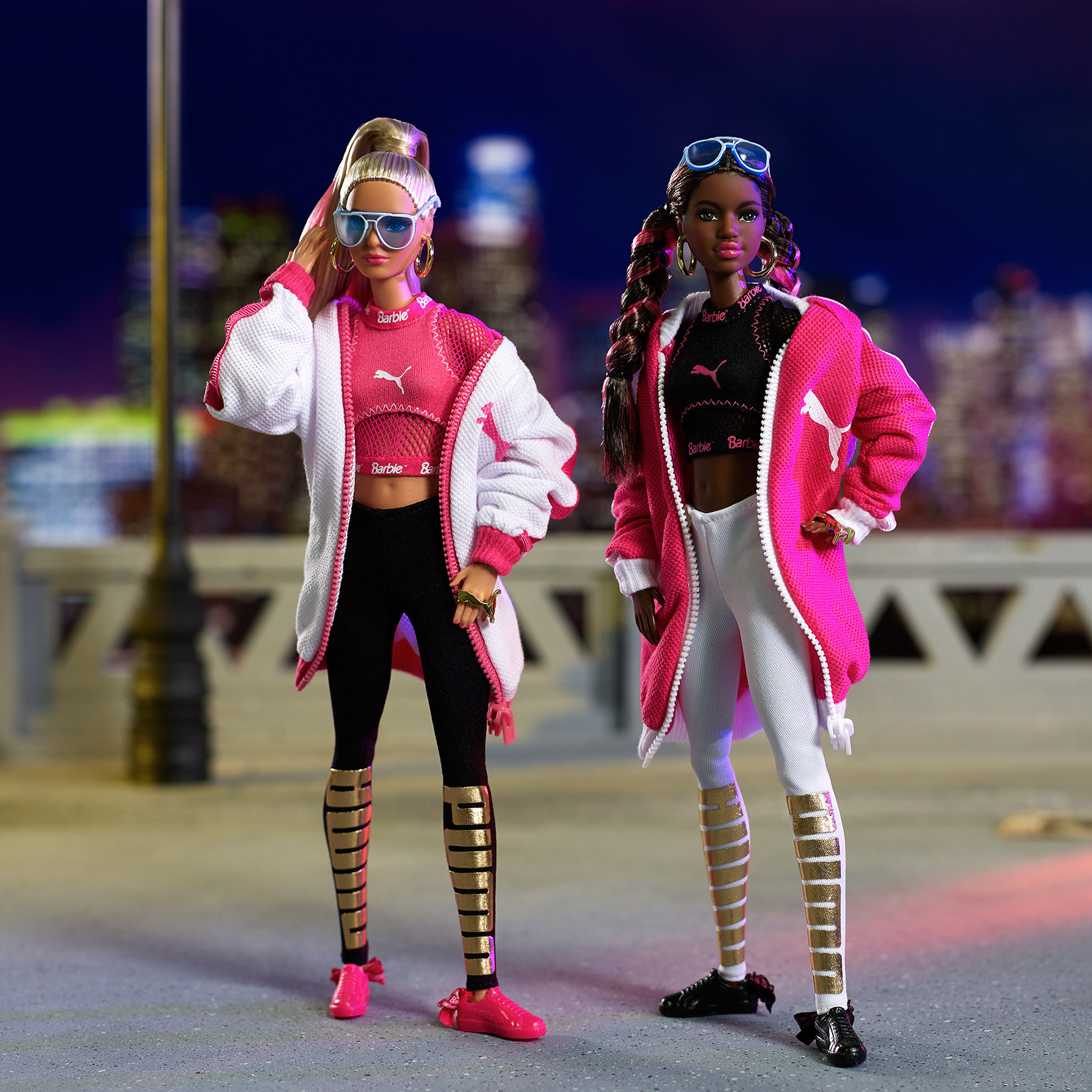 PUMA X Barbie launch new shoe doll line – PUMA BARBIE DOLLS