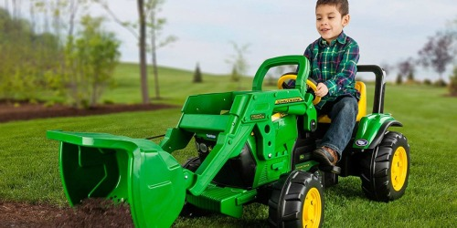 Peg Perego John Deere Pedal Front Loader Only $118.99 Shipped (Regularly $199)