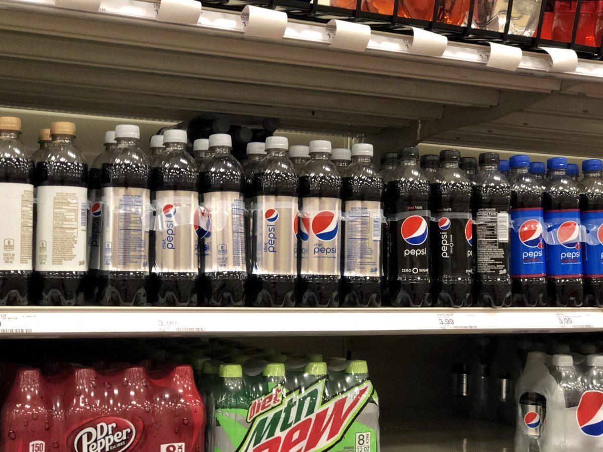 40 Off Pepsi Bottles Mini Cans At Target Hip2save