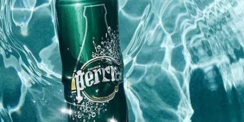 Amazon: Perrier Slim Cans 30-Count Only $11.23 Shipped (Just 37¢ Each) + More