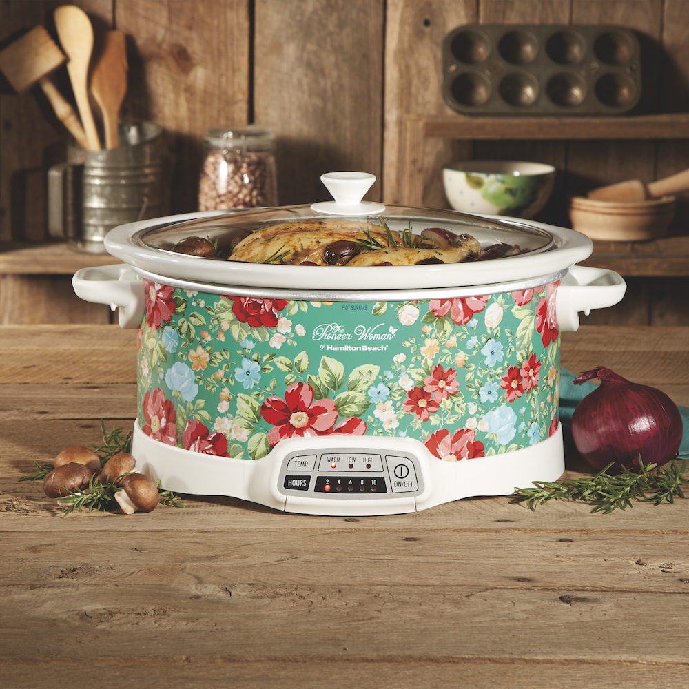 New The Pioneer Woman Kitchen Appliances By Hamilton Beach