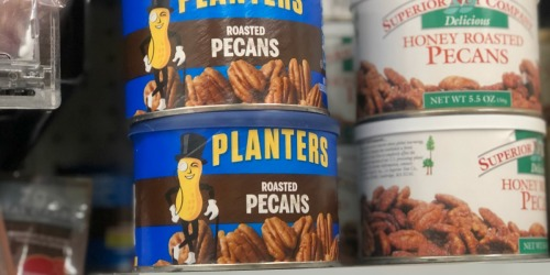 Amazon: Planters Roasted Pecans Just $3.81 Shipped + More