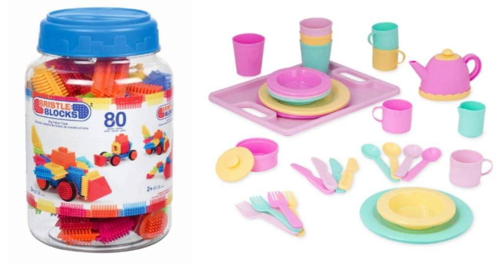 Amazon Up To 45 Off Bristle Blocks Amp Battat Toys Free