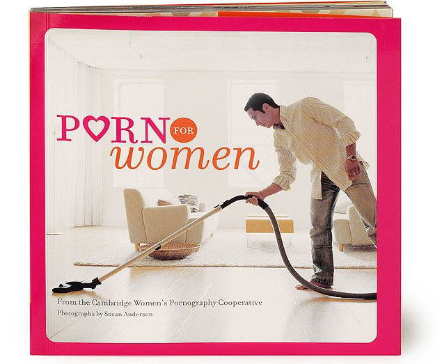 White Elephant Gifts, Gag Gifts, Funny Gift Ideas – Porn for Women book