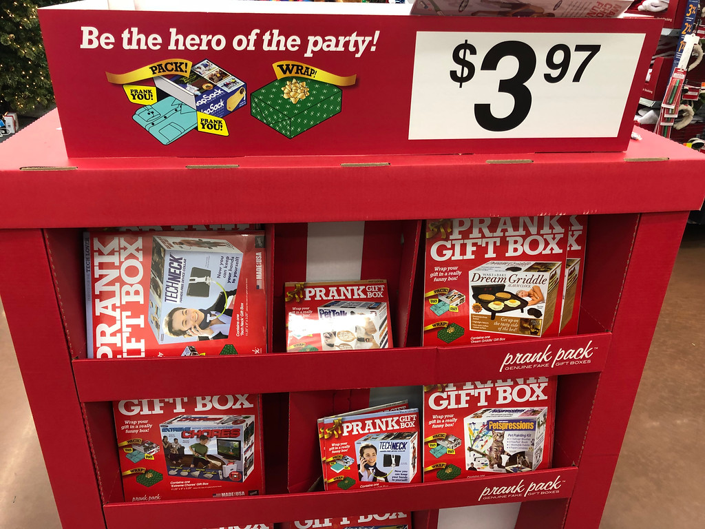 White Elephant Gifts, Gag Gifts, Funny Gift Ideas – Prank Gift Boxes at Walmart