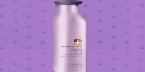 Pureology Shampoo and Conditioner 33.8 oz Bottles Just $11 Each