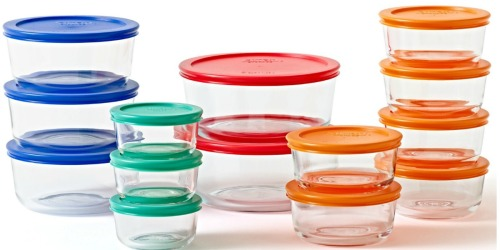 Pyrex Simply Store 28-Piece Storage Set Only $19.92 on Walmart.com (Regularly $63)