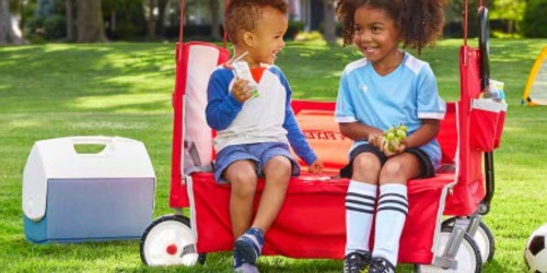 Radio Flyer 3-in-1 EZ Folding Wagon Just $52.99 Shipped (Regularly $90)