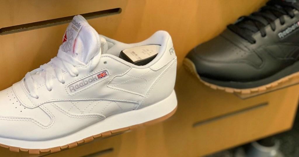 1b20e2dd684c Reebok Men s Classic Shoes Only  27.98 Shipped (Regularly  75 ...