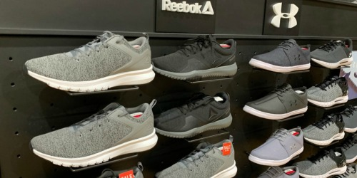 Up to 60% Off Reebok Shoes, Bags & More + Free Shipping