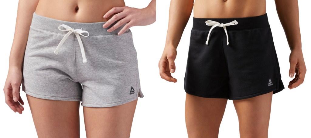 Reebok Womens Shorts