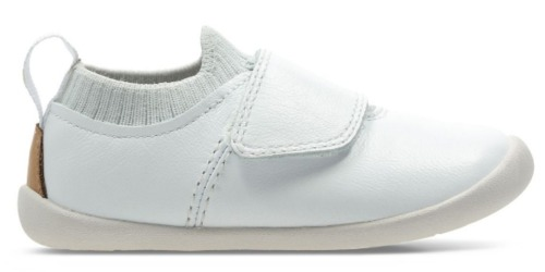Up to 75% Off Clarks Kids Shoes + Free Shipping