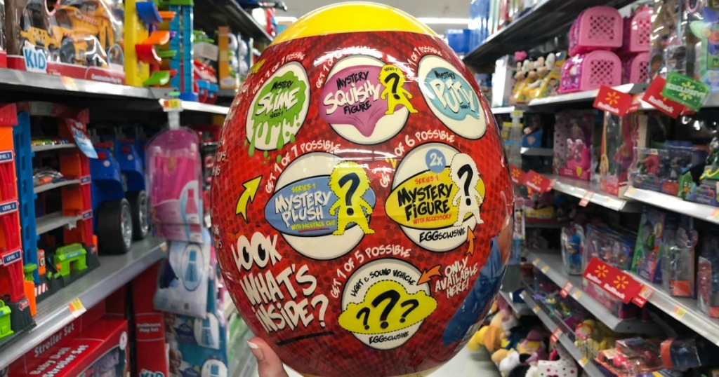 Ryan S World Giant Mystery Egg As Low As 34 82 At Walmart