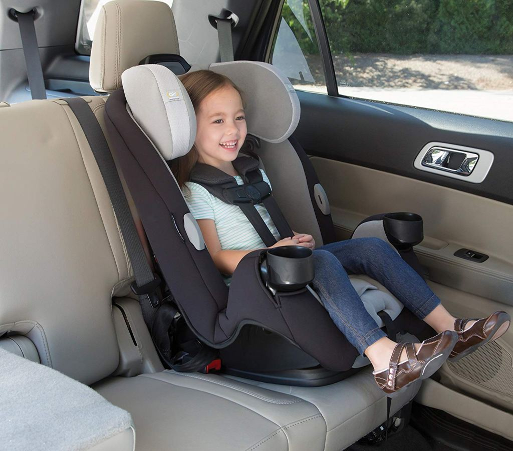 This 3 In 1 Car Seat Is Built To Grow For Extended Use Through Three Stages Rear Facing 5 50 Pounds Forward And Belt Positioning Booster
