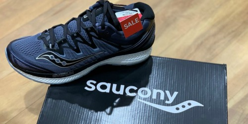 Saucony Triumph Running Shoes for Men & Women Only $29.98 Shipped (Regularly $160)