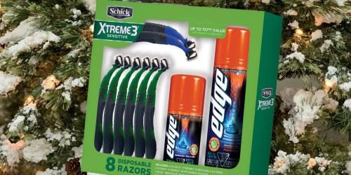 Schick & Gillette Gift Sets Only $5.70 at Walmart.com