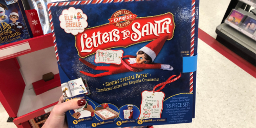 Scout Elf Express Letters to Santa Only $9.99 Shipped for Kohl's Cardholders (Regularly $25)