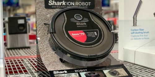 Shark ION ROBOT Vacuum Only $189.98 Shipped at Sam's Club (Regularly $290)