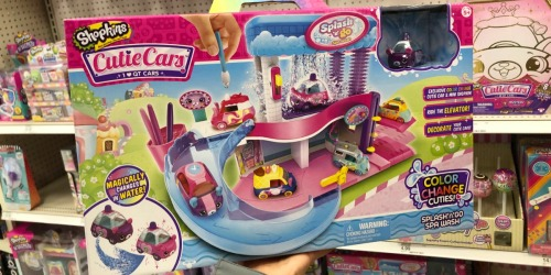 Shopkins Cutie Cars Splash 'N' Go Spa Wash Only $18.89 Shipped (Regularly $30)