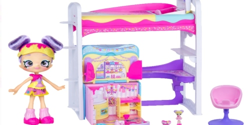Shopkins Lil' Secrets Rainbow Kate's Bedroom Set Just $13.88