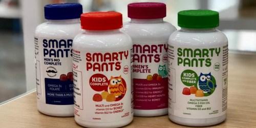 Amazon: Up to 50% Off SmartyPants Gummy Vitamins
