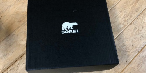 60% Off Sorel Women's Boots + Free Shipping