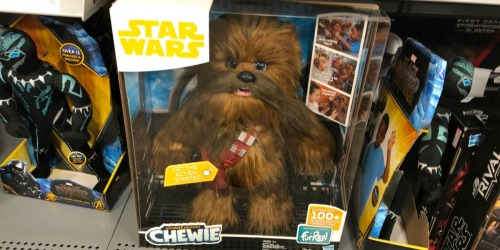 Star Wars Ultimate Co-Pilot Chewie Only $44.99 Shipped (Regularly $130) + More