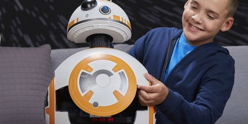 Amazon: Star Wars Force Link BB-8 2-in-1 Mega Playset Only $24 Shipped (Regularly $200?!)