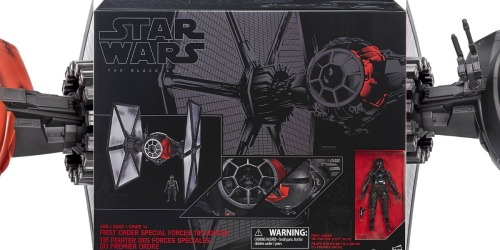 Star Wars The Black Series Special Forces TIE FighterOnly $67.99 Shipped (Regularly $170)