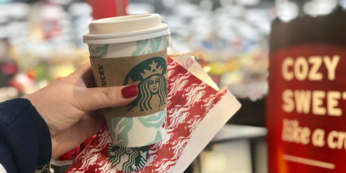 Last Day to Win Starbucks for Life (Over $56,000 Value)