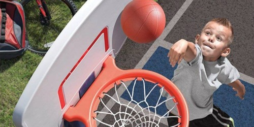 Amazon: Step2 Pro Basketball Set Only $34.84 (Regularly $60)