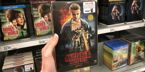Stranger Things Collector's Edition Movie Packs as Low as $8 at Target (Regularly $25+)