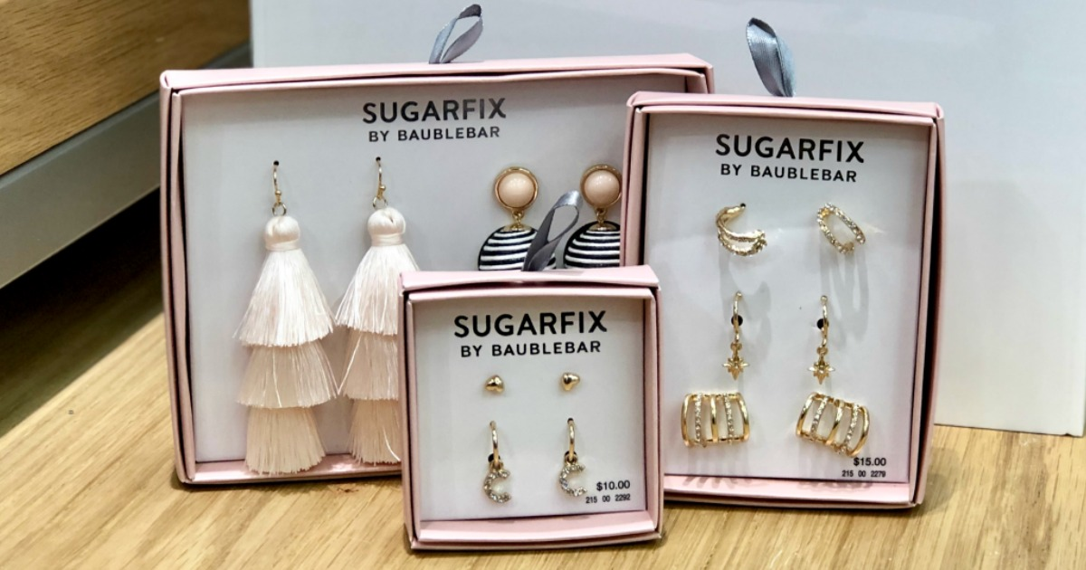 30% Off Sugarfix by Baublebar Jewelry Boxed Sets at Target