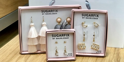 30% Off Sugarfix by Baublebar Jewelry Boxed Sets at Target (In-Store & Online)