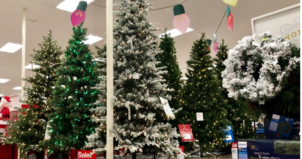 30% off Artificial Christmas Trees + Free Shipping at ...
