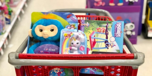 BIG Toy Savings for Last Minute Target Shoppers (Fingerlings, LEGO, & More)